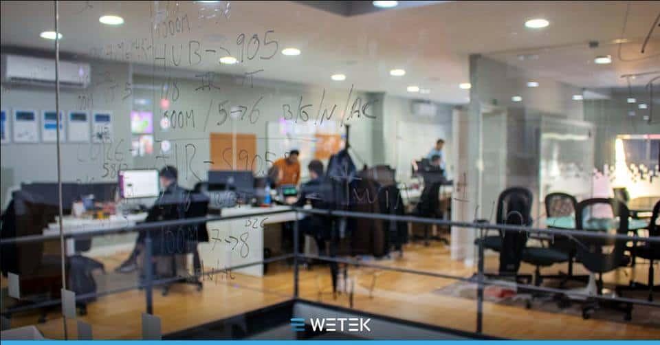 WeTek. Encontra aqui emprego | Talent Portugal