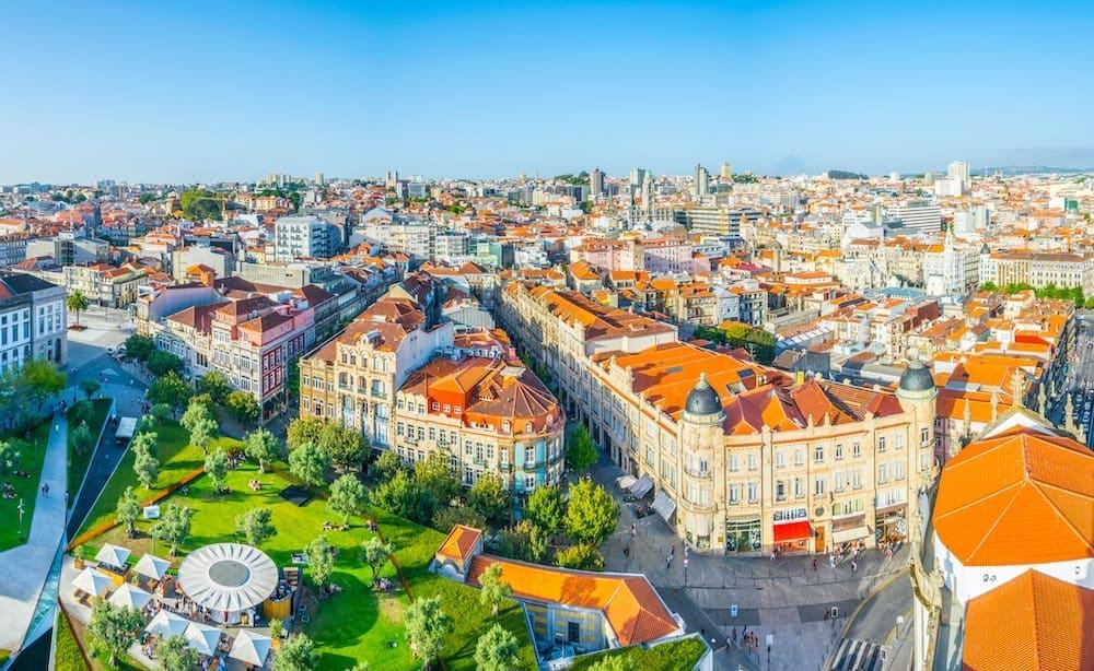 Empresas localizadas em Centro de Cidade | Talent Portugal