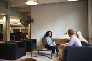 Encontra aqui as empresas com espaços de relaxamento | Talent Portugal